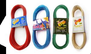Метталные бельевые верёвки d